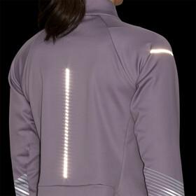 asics Lite-Show 2 Winter Jacket Women lavender grey